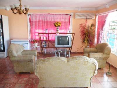 Private House - Casa Dania y Orlando - East Havana, Cuba
